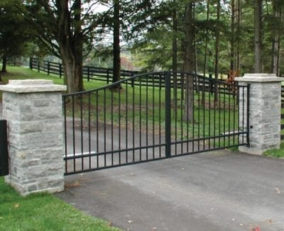 Iron gate & fencing Ottawa