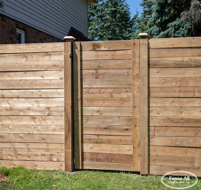 Ashton Gate Wood Gates Products