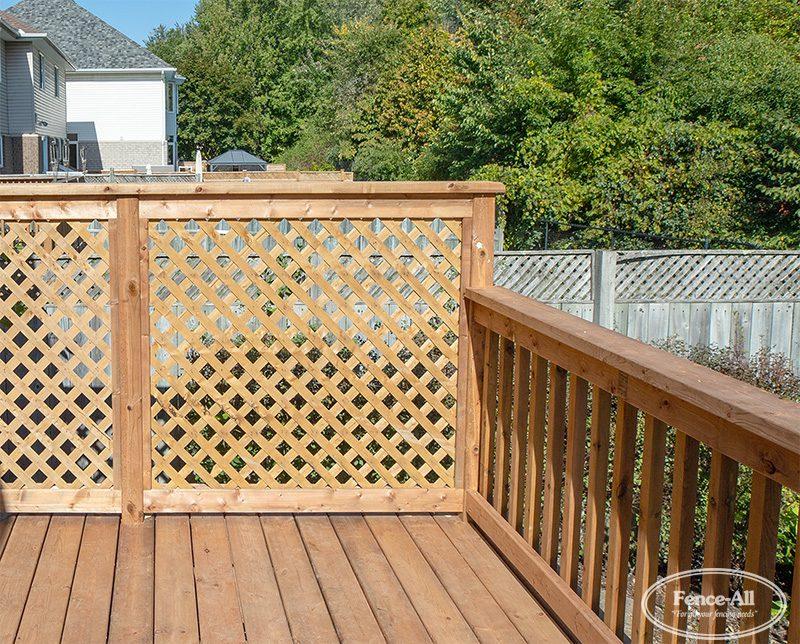 victorian wood screen w/beer rail topper